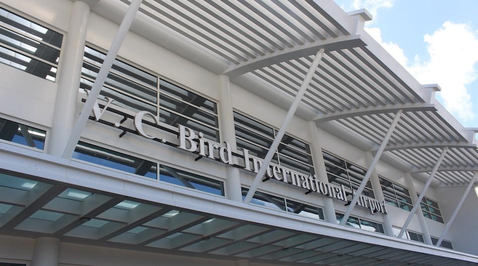 Antigua S Major New Airport